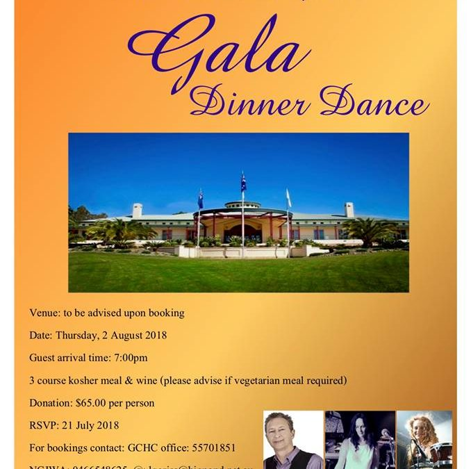 Gold Coast Gala Dinner Dance